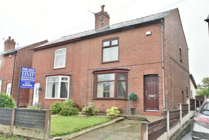 2 Bedrooms Semi Detached House for sale in Wigan Road, Atherton