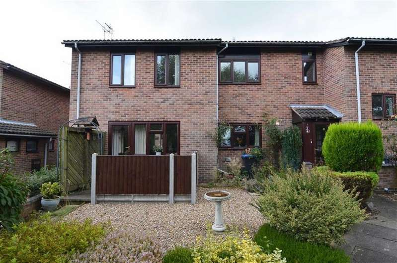 2 Bedrooms Retirement Property for sale in Spinney Drive, Botcheston