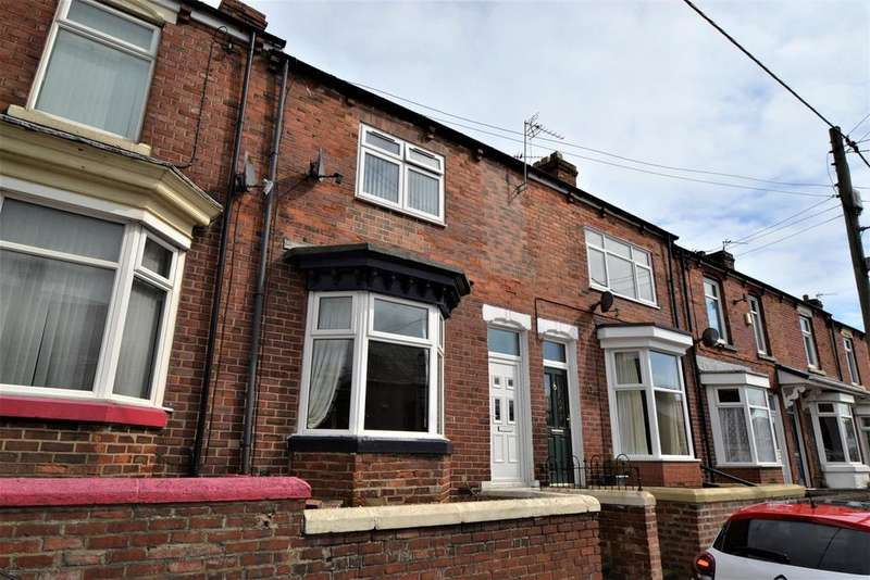 2 Bedrooms Terraced House for sale in Ross Terrace, Ferryhill