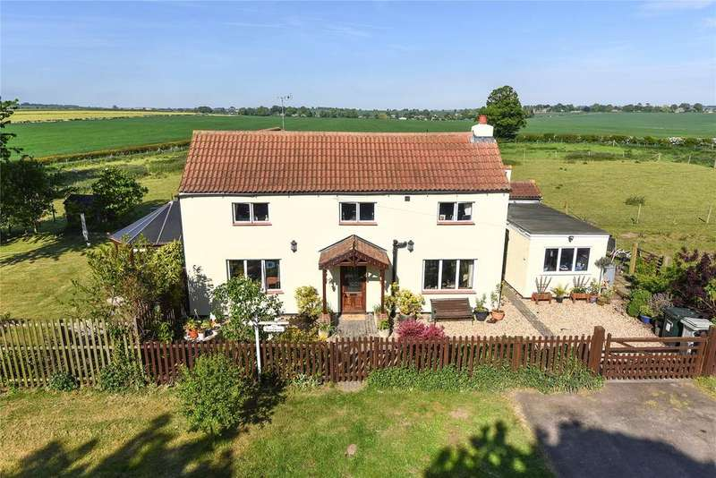4 Bedrooms Detached House for sale in Furze Hills, West Ashby, LN9