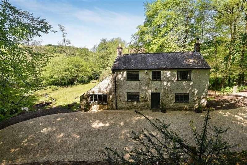 3 Bedrooms Detached House for sale in Stoke Abbott, Beaminster, Dorset, DT8