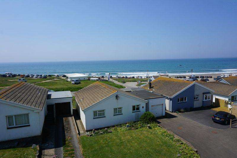3 Bedrooms Detached Bungalow for sale in Atlantic Close, Widemouth Bay, Bude
