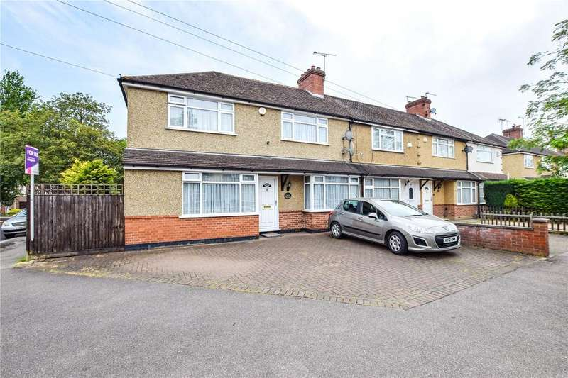 4 Bedrooms End Of Terrace House for sale in Briar Road, Garston, Hertfordshire, WD25