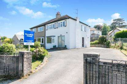 3 Bedrooms Semi Detached House for sale in Abergele Road, Llanddulas, Abergele, Conwy, LL22