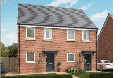 3 Bedrooms Semi Detached House for sale in The Arun @ Chase Park, Thornton Road, Ellesmere Port, CH65