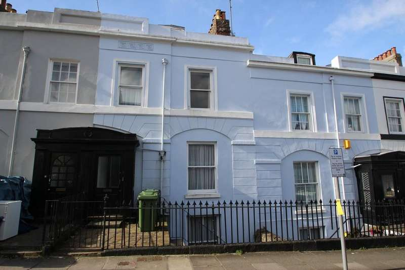 5 Bedrooms Terraced House for sale in Athenaeum Street, Plymouth