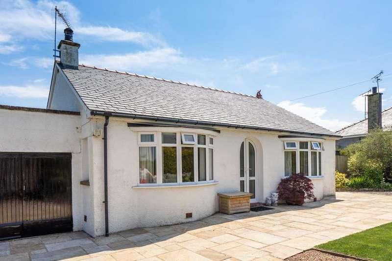2 Bedrooms Detached Bungalow for sale in Polvellan, Wart Barrow Lane, Allithwaite, Grange over Sands, Cumbria, LA11 7RA