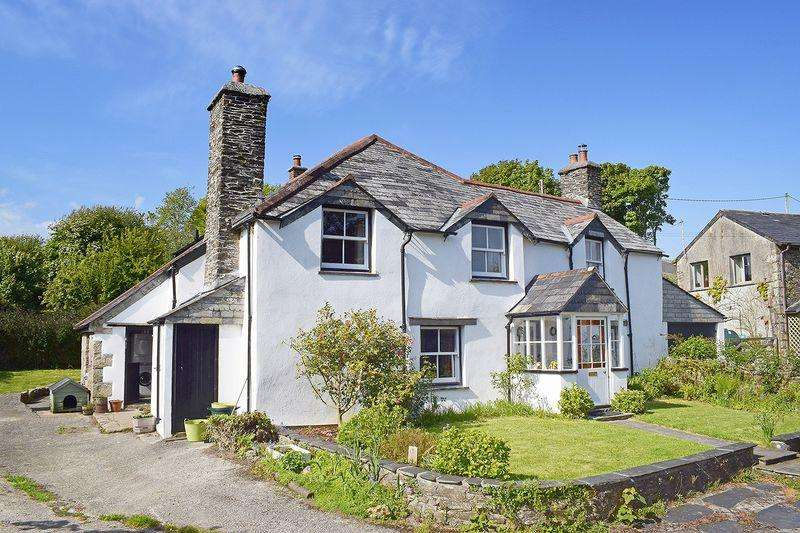 5 Bedrooms Detached House for sale in St Keyne, Cornwall