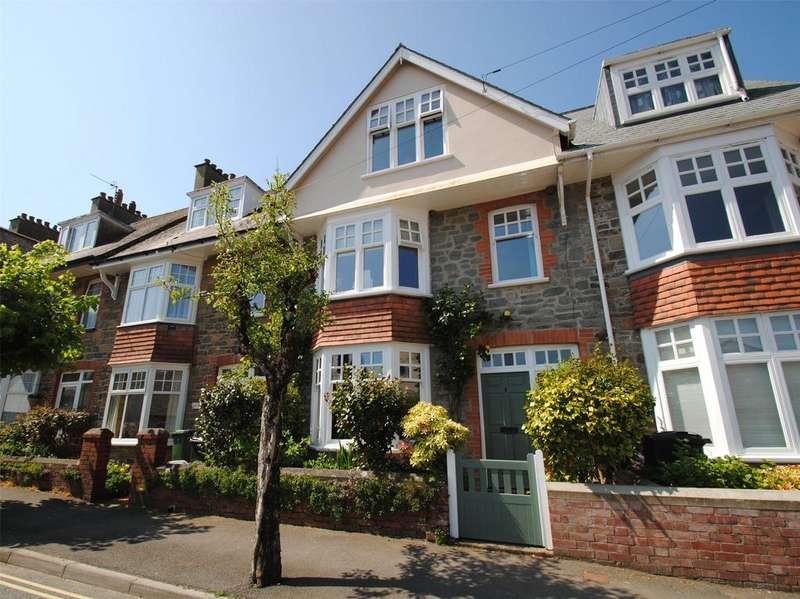 4 Bedrooms Terraced House for sale in Belle Vue Avenue, Lynton