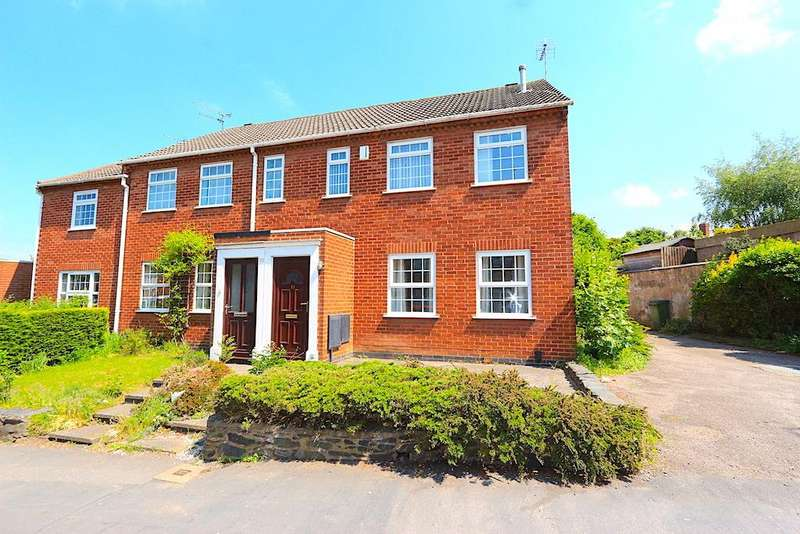 3 Bedrooms Property for sale in The Square, Glenfield