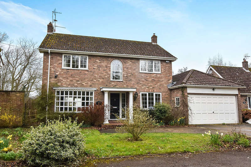 4 Bedrooms Detached House for sale in Claxton, York, YO60