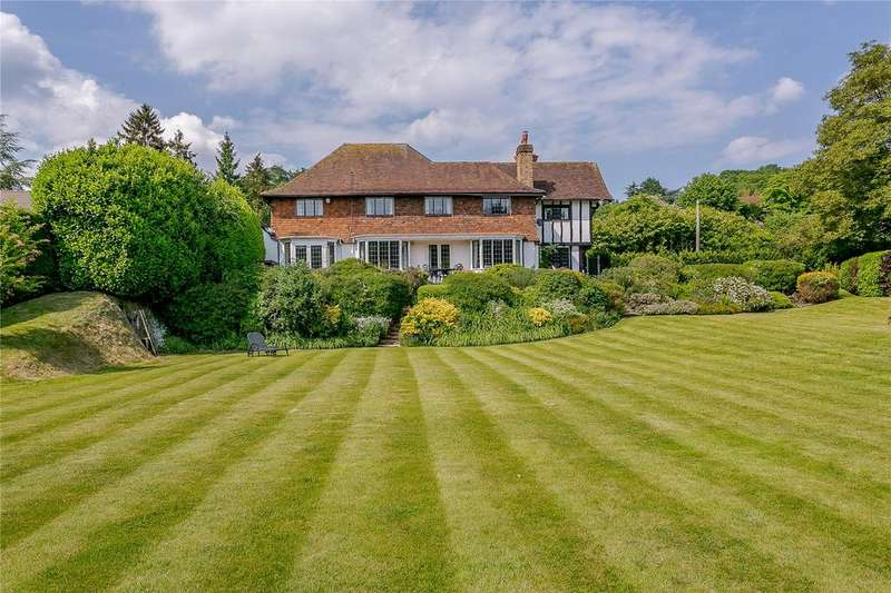 5 Bedrooms Detached House for sale in Chantry View Road, Guildford, Surrey