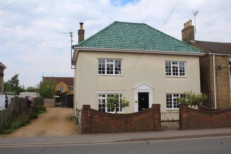 3 Bedrooms Detached House for sale in West End, Whittlesey, Peterborough