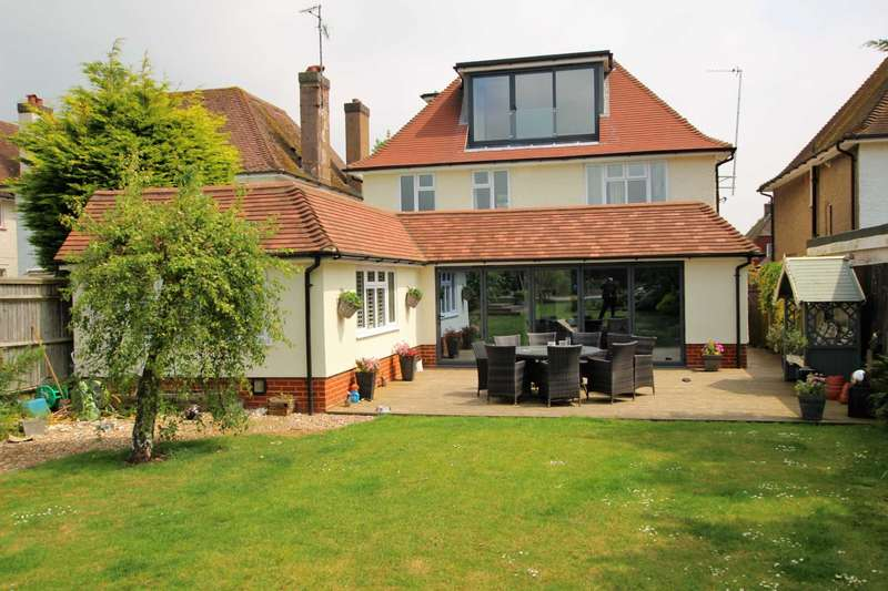 5 Bedrooms Detached House for sale in Kings Drive, Eastbourne, BN21 2UJ