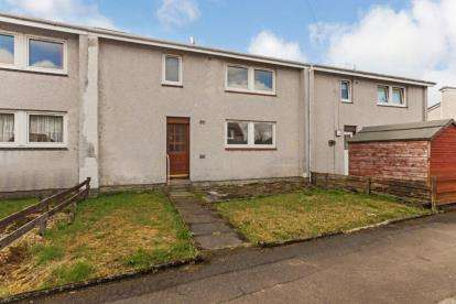 3 Bedrooms Terraced House for sale in Castle Crescent, Doune
