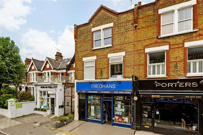 1 Bedroom Flat for sale in Abbeville Road, Abbeville Village, London, SW4