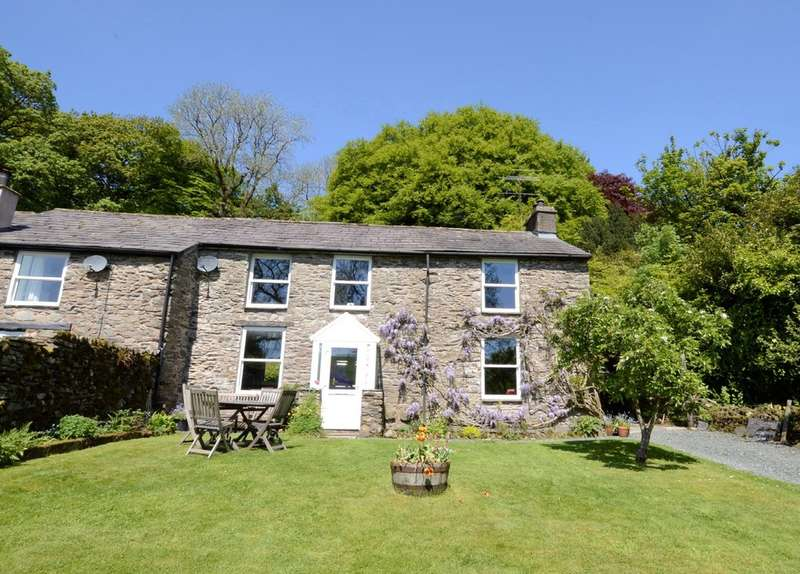 3 Bedrooms Cottage House for sale in Mozergh Cottage, Patton, Selside