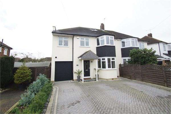 5 Bedrooms Semi Detached House for sale in Bexley Lane, Sidcup, DA14