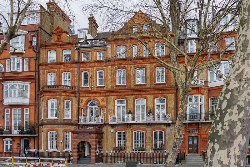 2 Bedrooms Flat for sale in Chelsea Embankment, SW3