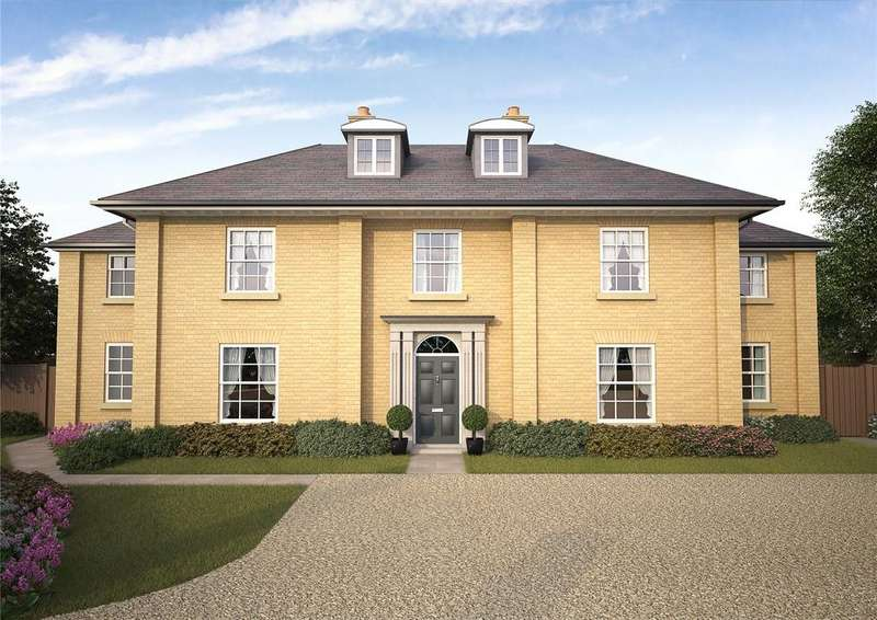 5 Bedrooms Detached House for sale in Ashbourne House, The Pastures, The Pastures, Harston, Cambridge, CB22