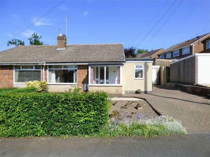 2 Bedrooms Semi Detached Bungalow for sale in Horden View, BLACKBURN, Lancashire