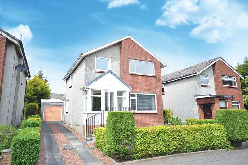3 Bedrooms Detached Villa House for sale in 17 Lewis Drive, Kilmarnock, KA3 2JJ