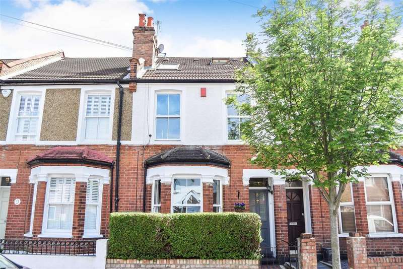 3 Bedrooms Terraced House for sale in Grove Road, Wimbledon
