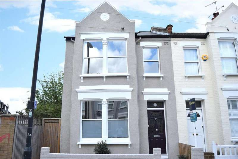 4 Bedrooms End Of Terrace House for sale in Ashcombe Road, Wimbledon