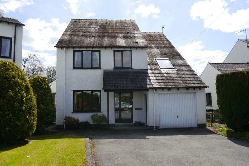 4 Bedrooms Detached House for sale in Oakhowe, 1a Loughrigg Meadow, Ambleside, LA22 0DZ
