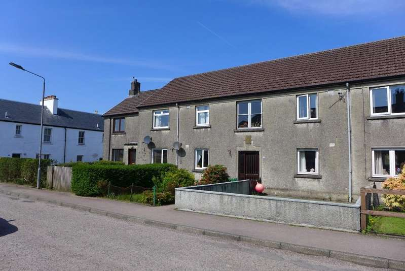 2 Bedrooms Flat for sale in 46 Brodie Crescent, Lochgilphead, PA31 8NW