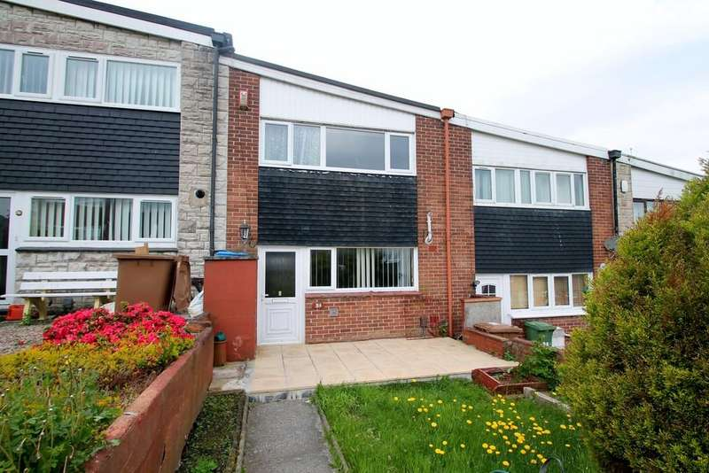 3 Bedrooms Terraced House for sale in Lundy Close, Plymouth
