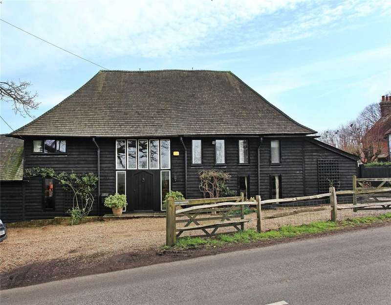 4 Bedrooms Detached House for sale in Beckley Road, Northiam, Rye, East Sussex, TN31