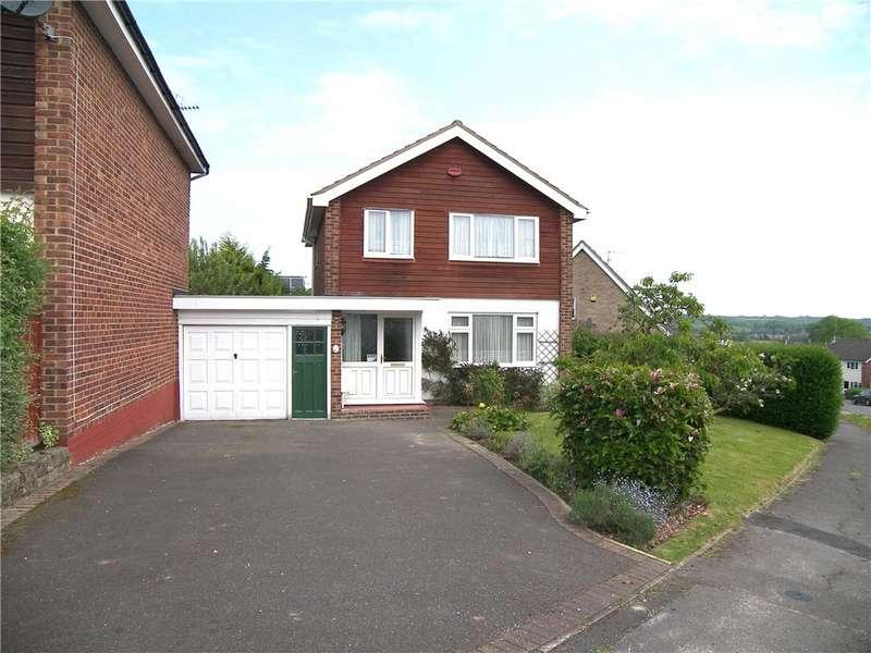 3 Bedrooms Semi Detached House for sale in Elm Tree Avenue, Kilburn, Belper, Derbyshire, DE56