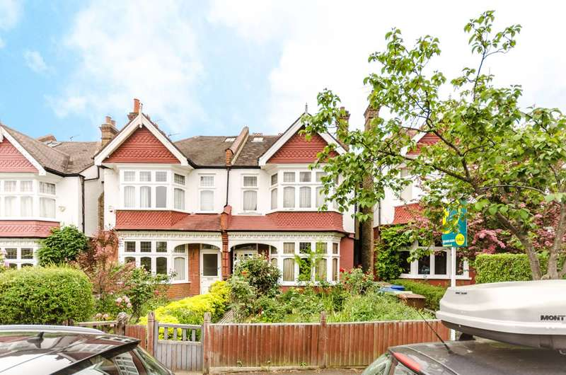 3 Bedrooms Semi Detached House for sale in Dovercourt Road, Dulwich, SE22