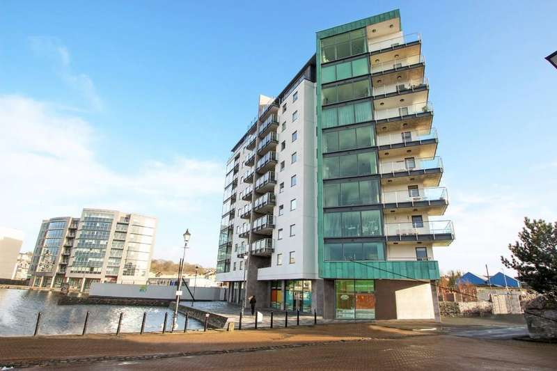 2 Bedrooms Apartment Flat for sale in East Quay House, Sutton Harbour