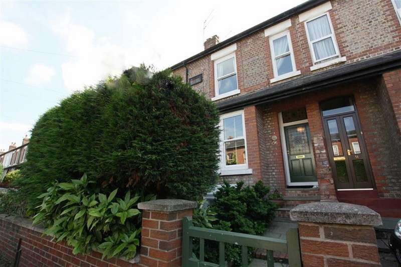 2 Bedrooms Terraced House for sale in Mersey Road, Sale