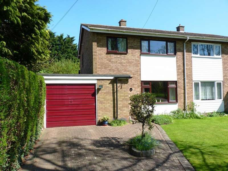 3 Bedrooms Semi Detached House for sale in East Side, Beeston SG19