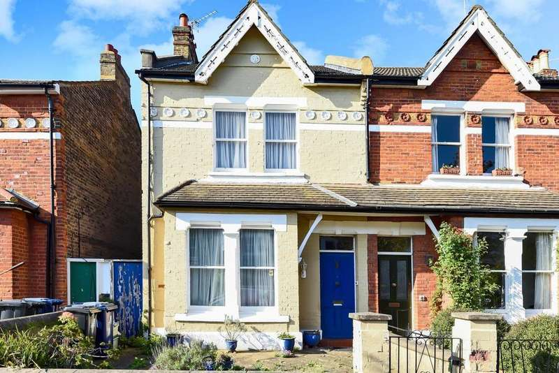 4 Bedrooms Semi Detached House for sale in Arlington Road, West Ealing