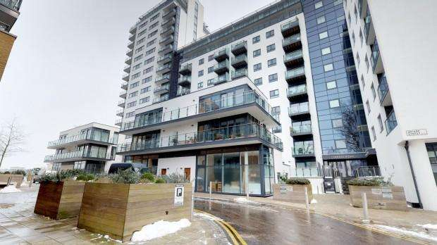 1 Bedroom Apartment Flat for sale in Cornmill House Wharf Street, Deptford, SE8