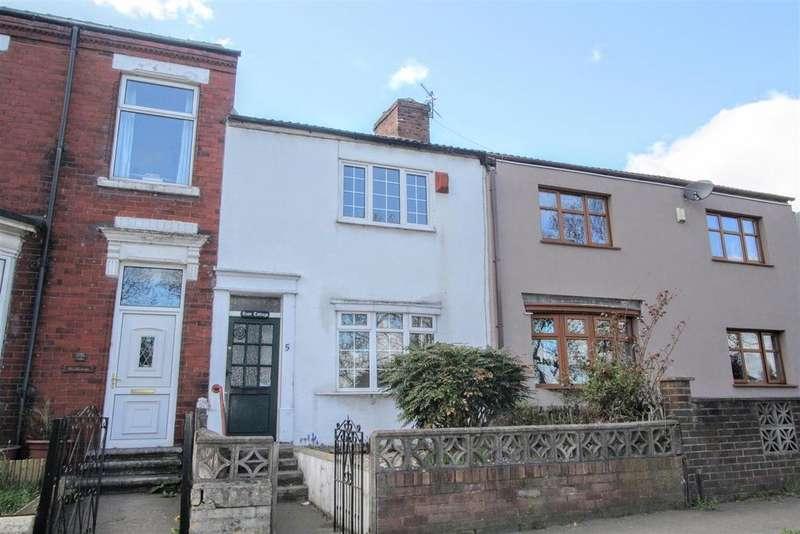 2 Bedrooms Terraced House for sale in Rose Cottage Harrowgate Village, Darlington