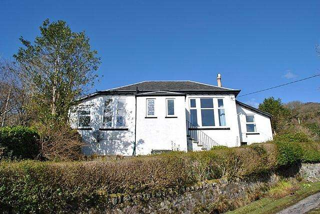 3 Bedrooms Bungalow for sale in Village Brae, Tighnabruaich, Argyll and Bute, PA21 2DS