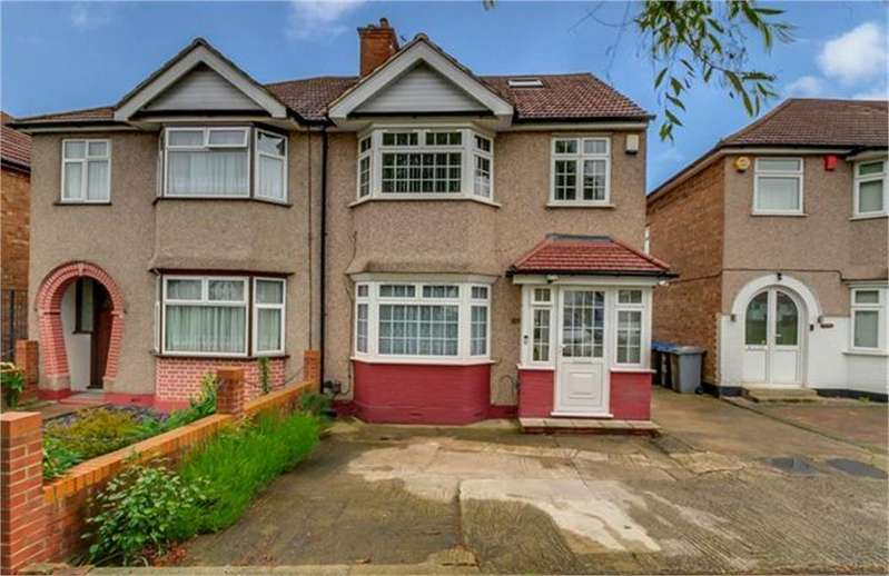 4 Bedrooms Semi Detached House for sale in Church Lane, London