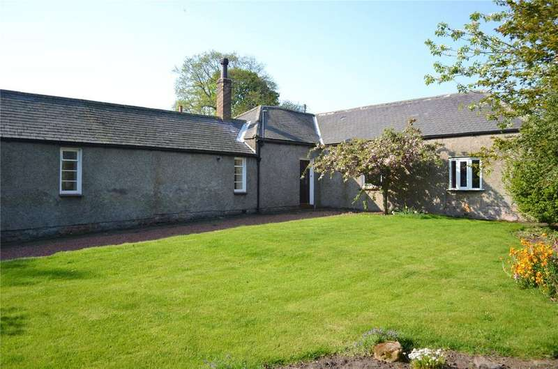 3 Bedrooms Terraced House for sale in Home Farm Cottages, Middleton, Belford, Northumberland