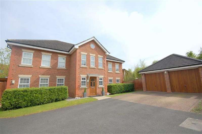 6 Bedrooms Detached House for sale in St Augustines Drive, Weston, Crewe