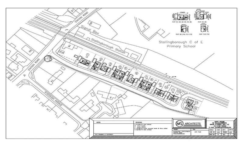 Land Commercial for sale in Station Road, Stallingborough