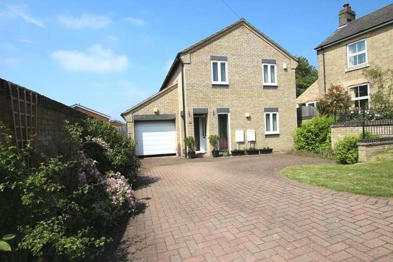 3 Bedrooms Detached House for sale in Haddocks Rise, Sutton
