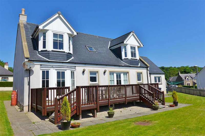 4 Bedrooms Detached House for sale in Crastock, Bungalow Road, Lamlash