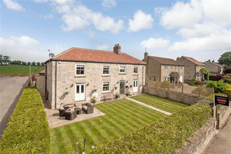 5 Bedrooms Property for sale in Midgeley Lane, Goldsborough, North Yorkshire