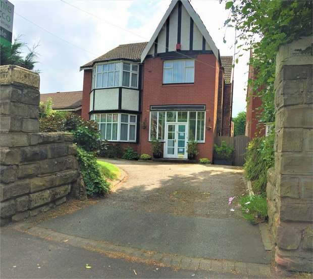 6 Bedrooms Detached House for sale in Singleton Road, Salford, Greater Manchester