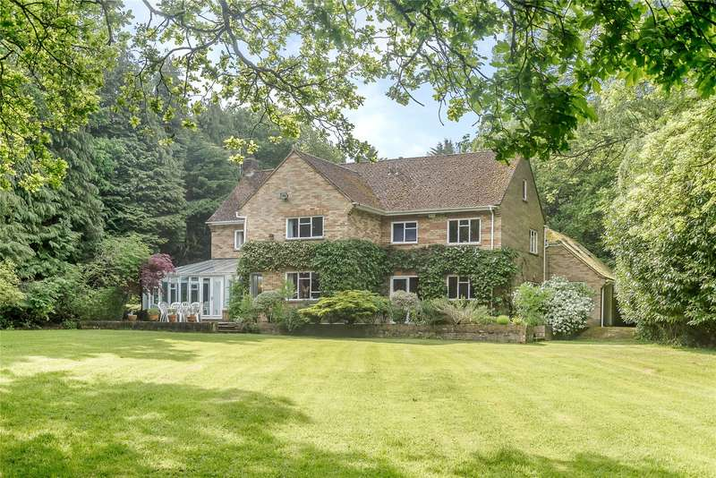 6 Bedrooms Detached House for sale in Bedwells Heath, Boars Hill, Oxford, OX1